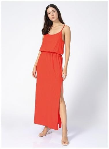 Fabrika Fabrika Elbise Kırmızı